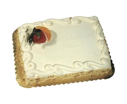 1 4 Sheet Italian Fruit Cake