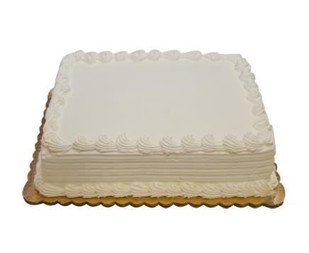Plain Birthday Cake Images