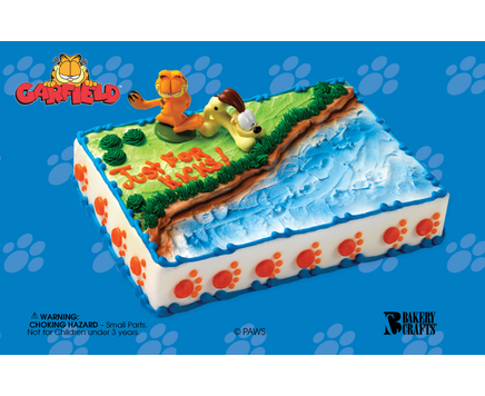 Chuggington Ice Cream Cake